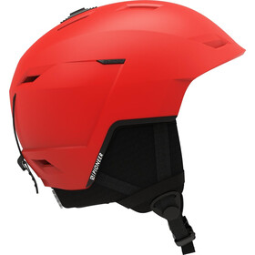 Salomon Pioneer LT Skihelm Heren, red